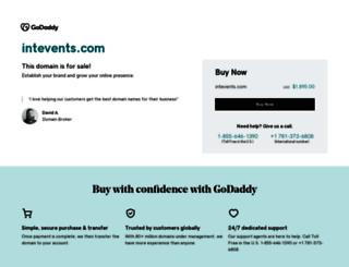 intevents.com screenshot