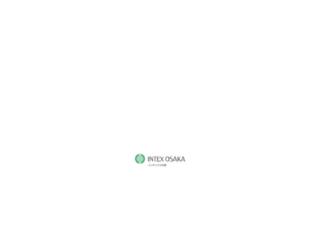 intex-osaka.com screenshot