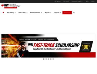 inti.edu.my screenshot