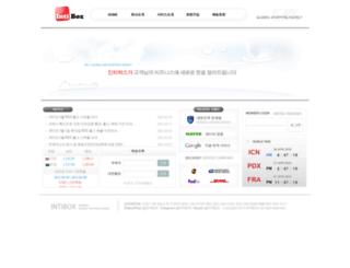 intibox.com screenshot