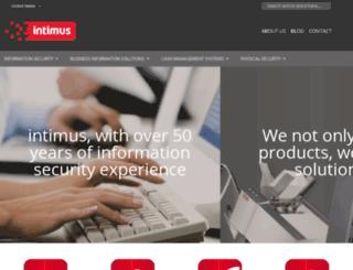intimus.us screenshot