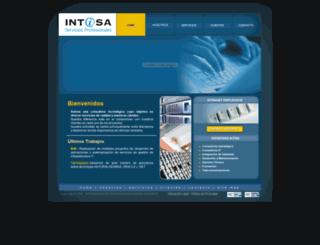 intisa.com screenshot