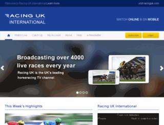 intl.racinguk.com screenshot