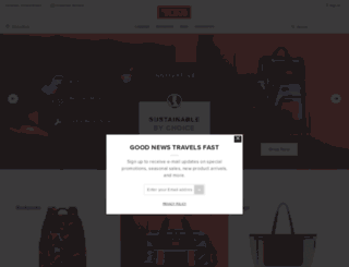 intl.tumi.com screenshot