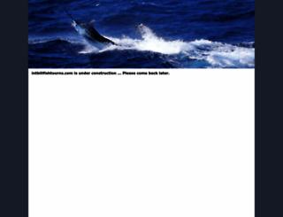 intlbillfishtourns.com screenshot
