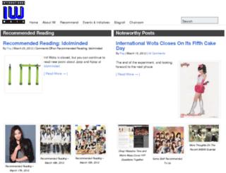 intlwota.com screenshot