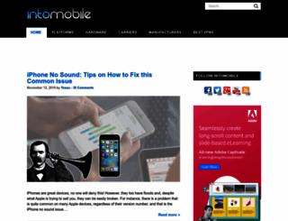 intomobile.com screenshot