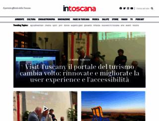 intoscana.it screenshot
