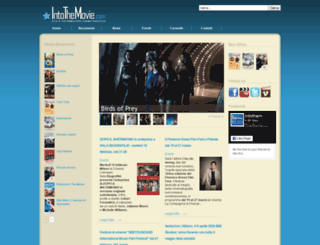 intothemovie.com screenshot