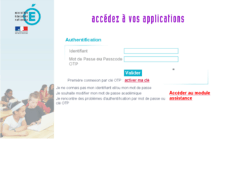intra.ac-reims.fr screenshot