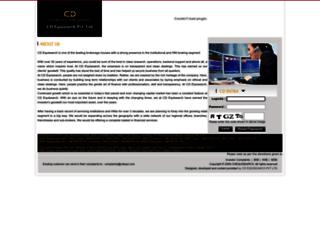 intra.cdequi.com screenshot