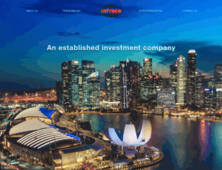 intraco.com.sg screenshot