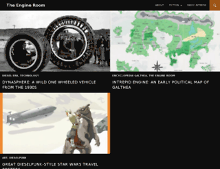 intrepidengine.com screenshot