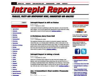 intrepidreport.com screenshot