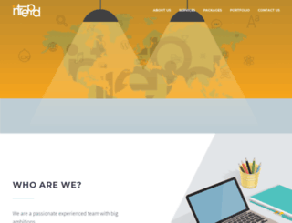 intrepidtech.net screenshot