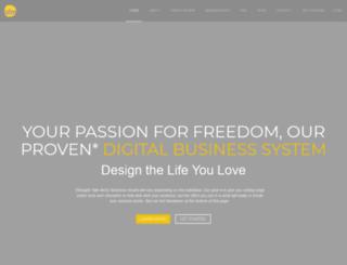 intrepreneurs.thesixfigurementors.com screenshot