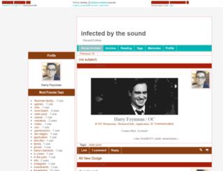 intrinsicrandom.dreamwidth.org screenshot