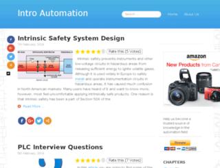 introautomation.com screenshot
