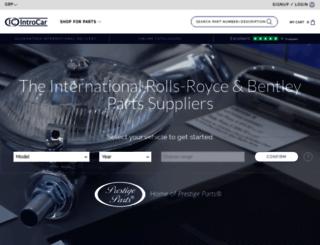introcar.com screenshot