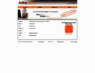 introport.ca screenshot