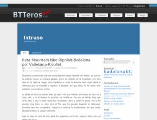 intruso.btteros.com screenshot