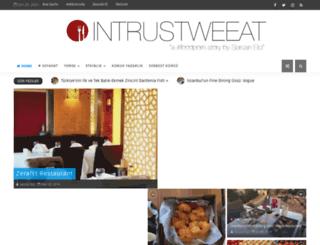 intrustweeat.blogspot.com screenshot