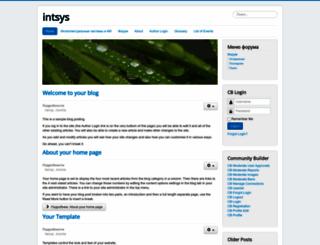 intsys.org.ru screenshot