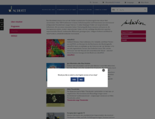 intuition-music.com screenshot