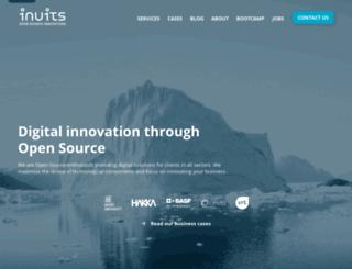 inuits.eu screenshot