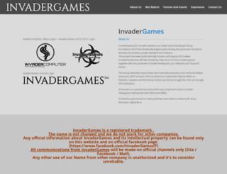 invadercomputer.com screenshot
