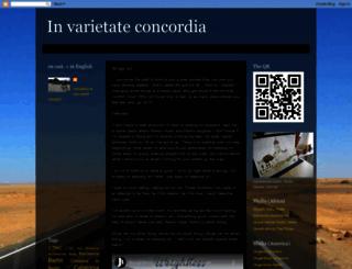 invarietateferran.blogspot.com screenshot