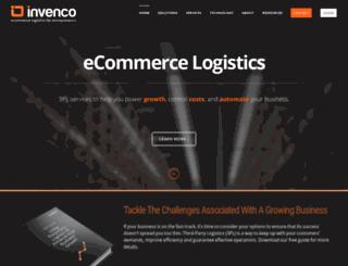 invenco.com.au screenshot