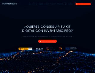 inventariomotor.com screenshot