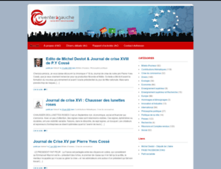 inventeragauche.com screenshot