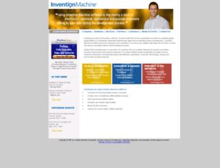 invention-machine.com screenshot
