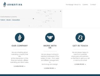 inventiva.company screenshot