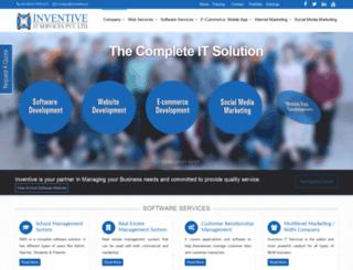 inventiveinformatics.com screenshot