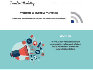 inventivemarketing.co.uk screenshot