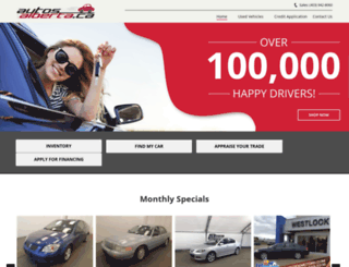 inventory.autosalberta.ca screenshot