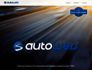 inventory.autoweb.com screenshot