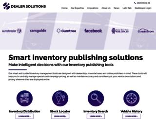 inventorysearch.com.au screenshot