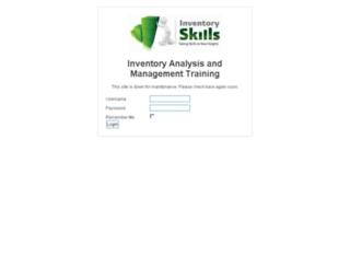inventoryskills.com screenshot