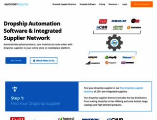 inventorysource.com screenshot