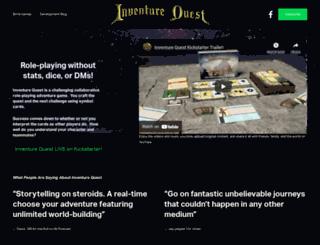 inventurequest.com screenshot