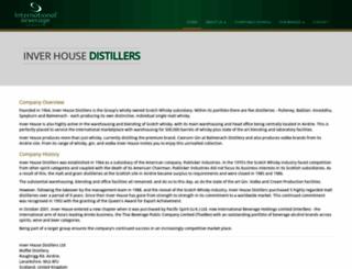 inverhouse.com screenshot