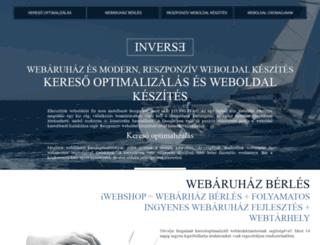 inverse.hu screenshot