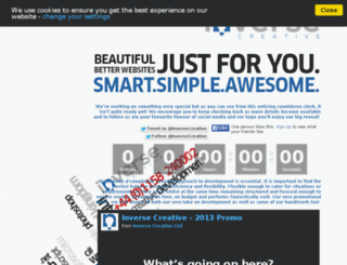 inversecreative.com screenshot
