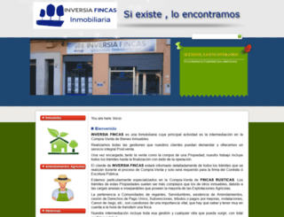 inversiafincas.es screenshot
