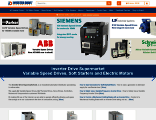 inverterdrive.com screenshot