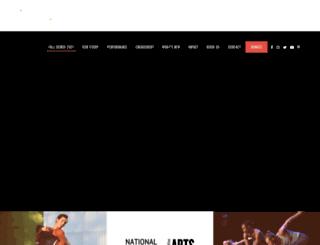 invertigodance.com screenshot